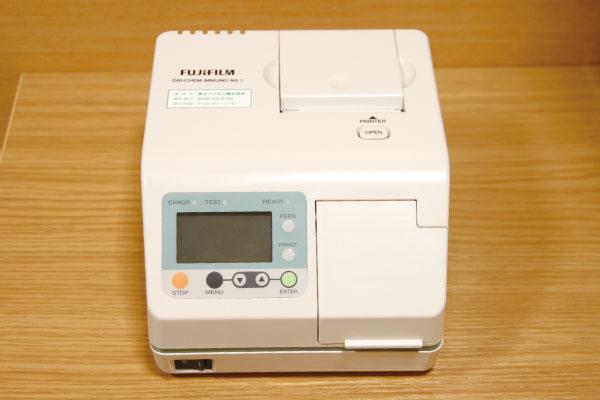インフルエンザ診断機器